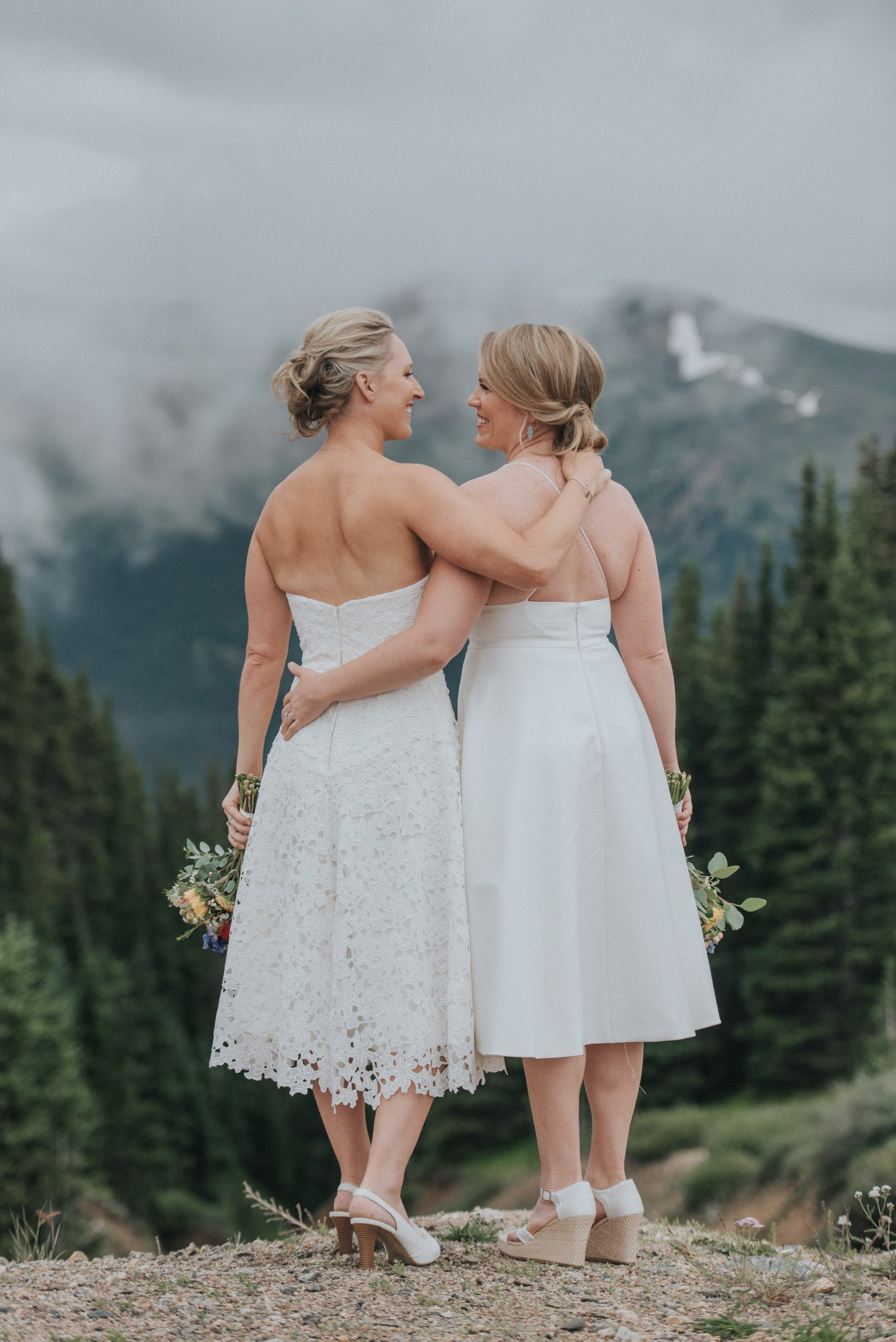 colorado gay wedding photos