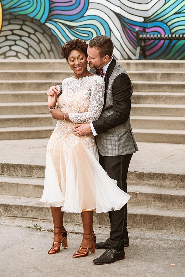 rino denver wedding photos