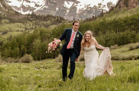 maroon bells wedding photos