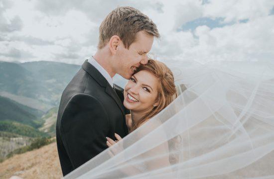 vail colorado wedding photos
